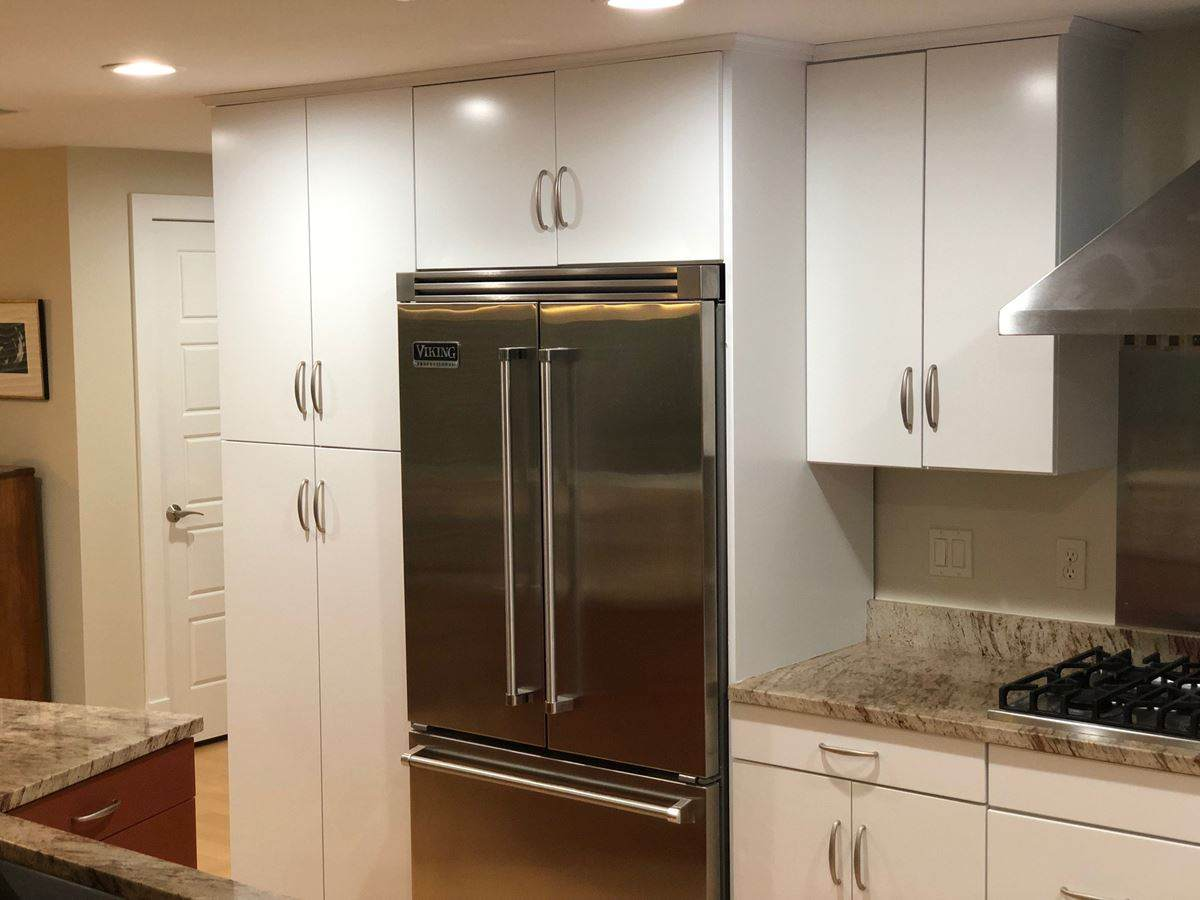 Cabinet Painting | Kennedy Painting