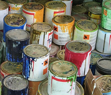how to get rid of old paint cans kennedy painting