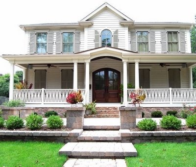 6 Tips To Improve Your Home\'s Curb Appeal - Kennedy Painting