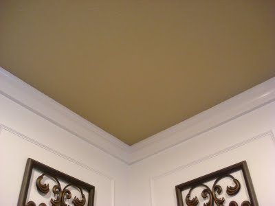 ceiling-painting-tan - How To Paint A Ceiling - Kennedy Painting