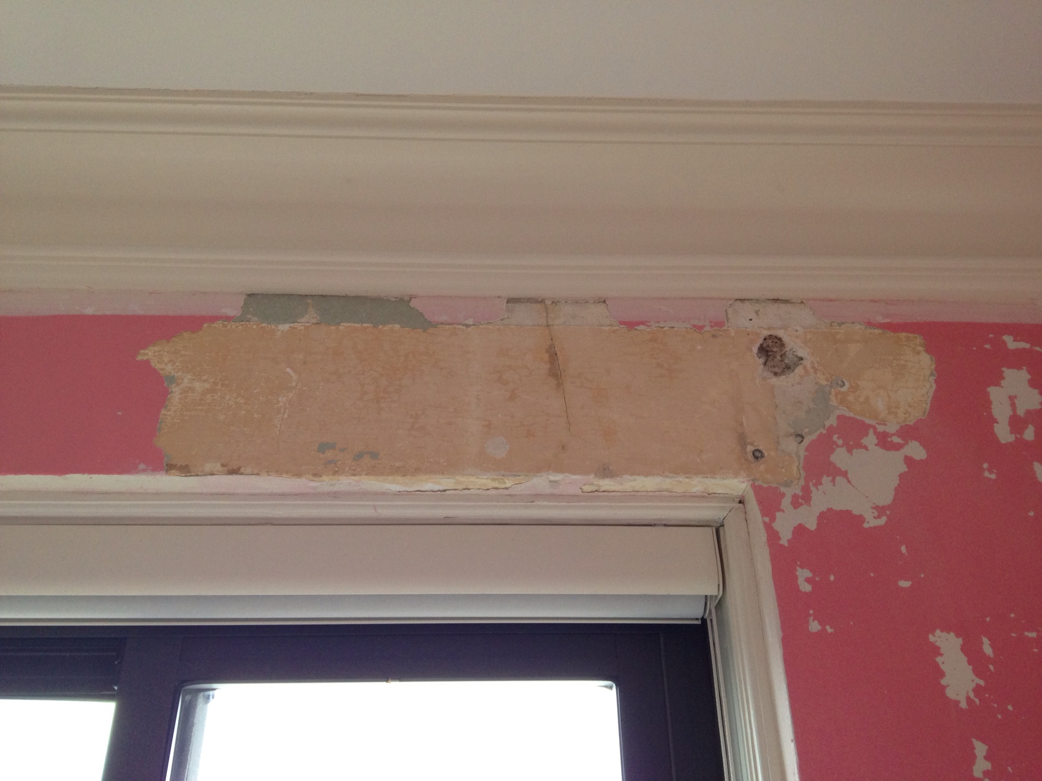 Wallpaper Removal & Wall Restoration in Central West End Kennedy