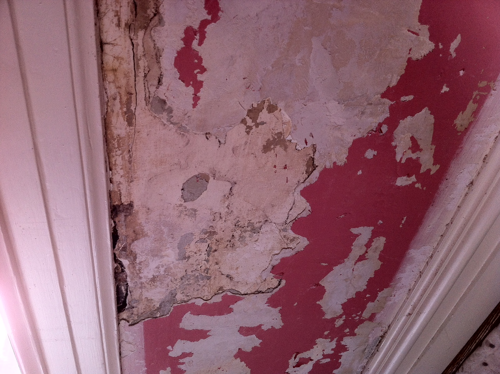 Wallpaper Removal Wall Restoration In Central West End Kennedy