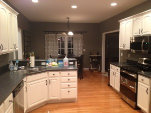 kennedy-painting-columbia-il-kitchen-cabinet-repainting-2-after