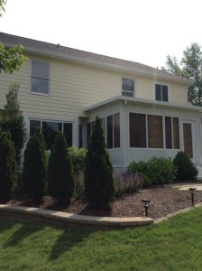 Exterior Painting and Color Consulting in St Charles Kennedy Painting