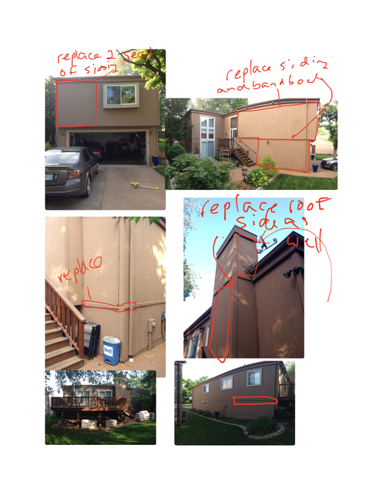 Kennedy PExterior Repair and Painting