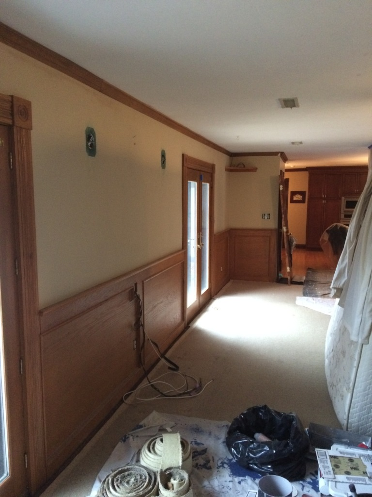 interior painting and staining in concord village