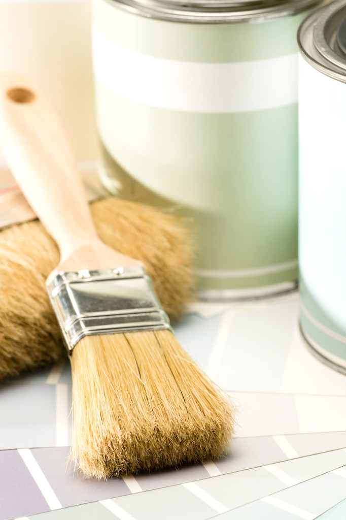 choosing the best interior paint sheen