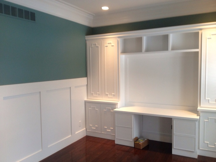 Painting Walls and Built-Ins in Ballwin, MO