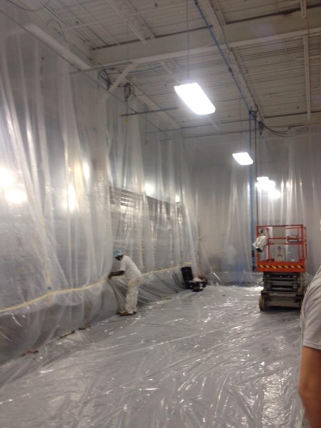 dry fog coating food manufacturer