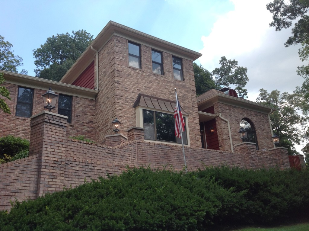 exterior painting in st. louis