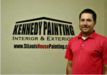 kennedy painting team photo