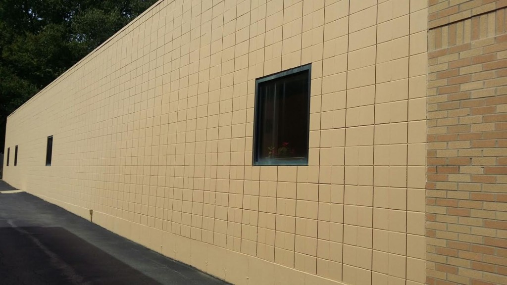 commercial painting in St. Louis