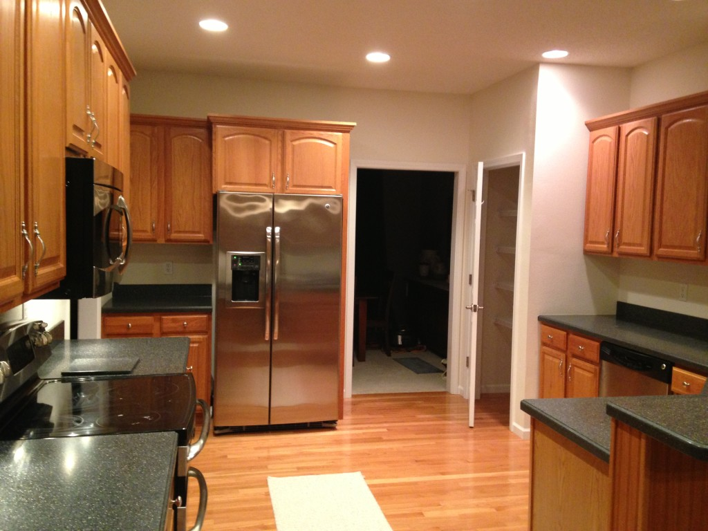 cabinet painting in st louis