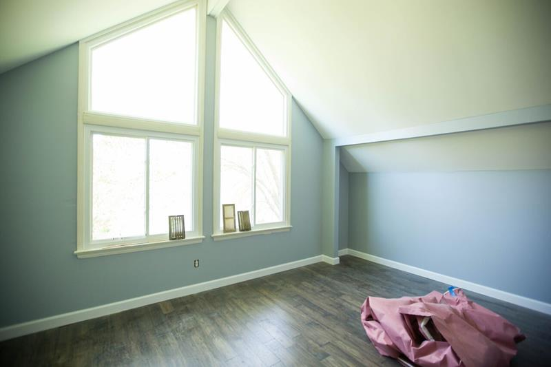 wintertime interior painting tips