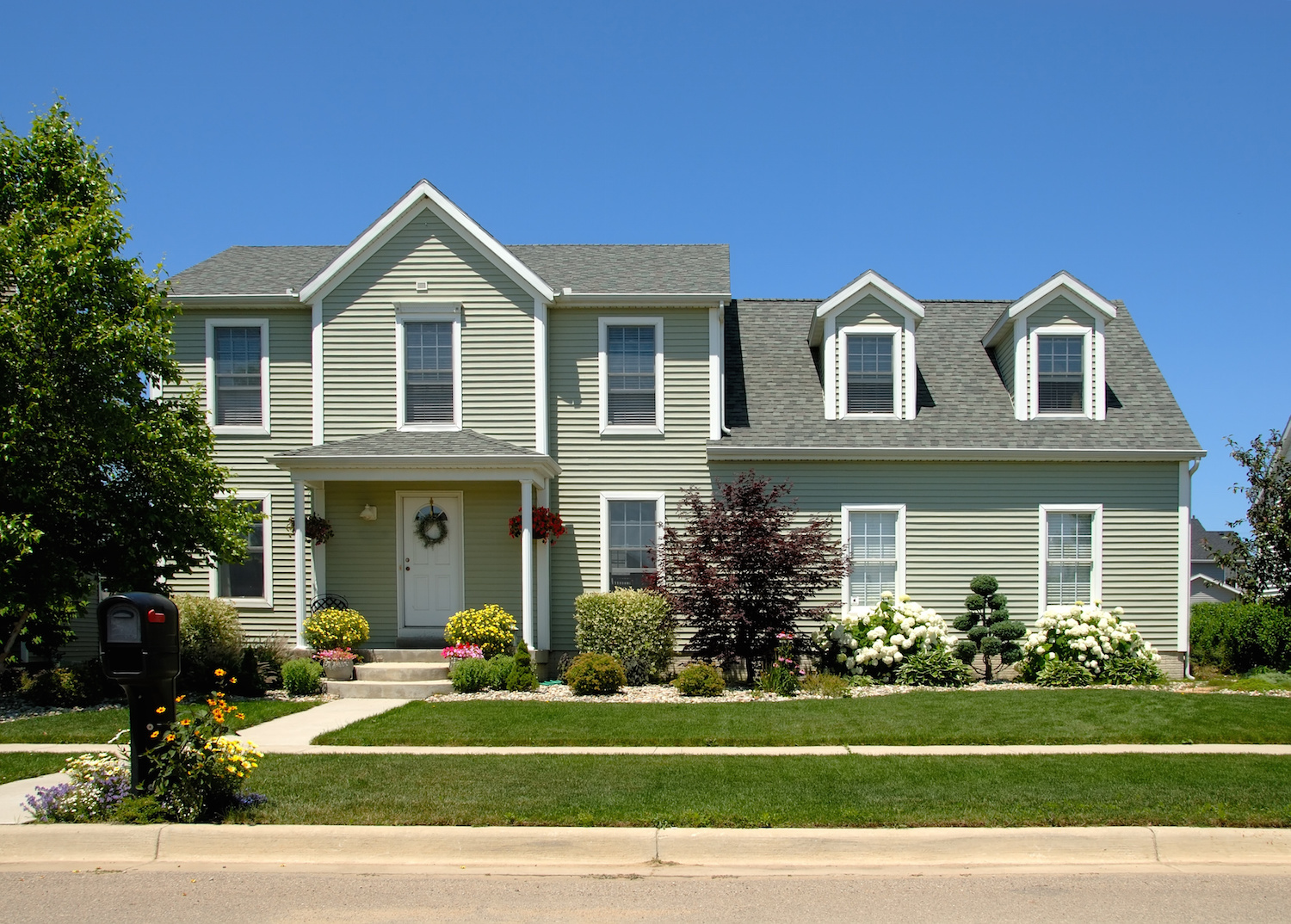 Can You Paint The Vinyl Siding On Your St Louis Home Kennedy Painting