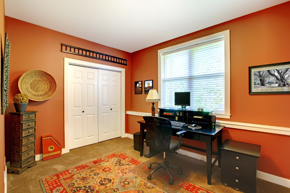 Choosing Office Paint Colors To Suit Your Work Needs And Style